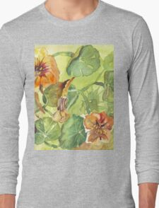 My Flowers and I Long Sleeve T-Shirt