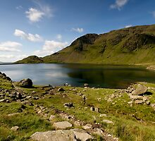 Levers Water by English Landscape Prints