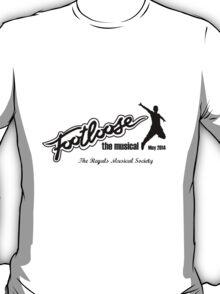 Footloose - Logo B/W T-Shirt