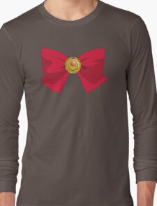 Sailor Moon - Brooch/Ribbon Long Sleeve T-Shirt