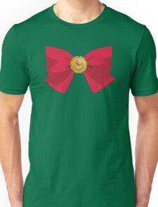 Sailor Moon - Brooch/Ribbon Unisex T-Shirt