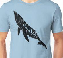 Truthseeker Whale Unisex T-Shirt