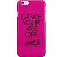 Footloose Phone Case - Pink iPhone Case/Skin