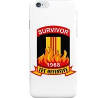 Survivor - Tet Offensive - 1968 iPhone Case/Skin
