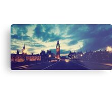 London City Metal Print