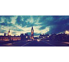 London City Photographic Print
