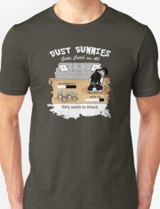 Dust Bunnies! Gotta Catch'em All T-Shirt