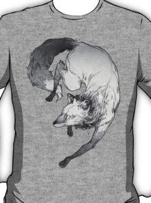 Fox, by Shy Custis T-Shirt