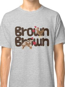 Brown Chicken Brown Cow Classic T-Shirt