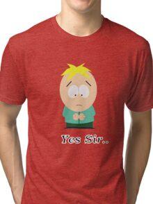 South park - Butters Tri-blend T-Shirt
