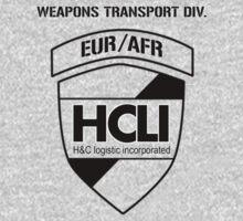 Jormungand - HCLI Badge T-Shirt