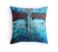 I Come From the Water Throw Pillow
