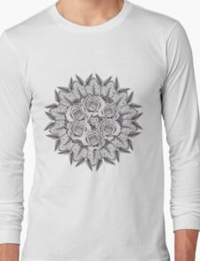 Ring A-Round of Roses Long Sleeve T-Shirt