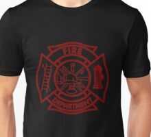 Fire Department Unisex T-Shirt