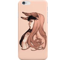 Hair Flow iPhone Case/Skin