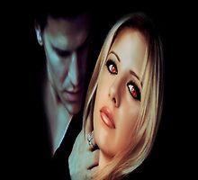 Buffy the Vampire Slayer - Bangel by twilliamsco