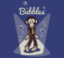 Bubbles the ape by digitalstoff