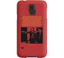 Ezekiel 25:17 Samsung Galaxy Case/Skin