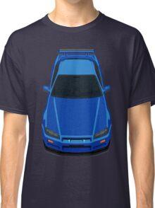 Nissan Skyline GTR R34 Classic T-Shirt