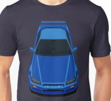 Nissan Skyline GTR R34 Unisex T-Shirt