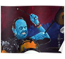 Lars Ulrich, Metallica Poster