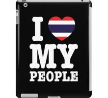 I Heart (Love) My Thai People iPad Case/Skin