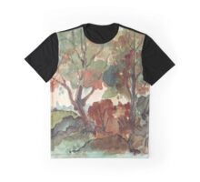 Announcing Winter Graphic T-Shirt