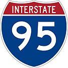 Interstate 95 by cadellin