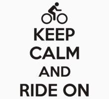Keep calm and ride on by nektarinchen