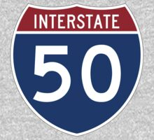 Interstate 50 by cadellin