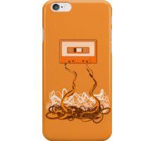 Old Skool Tape iPhone Case/Skin