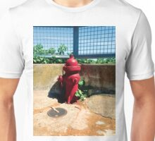 Collection: American Firehydrants: 3 Unisex T-Shirt