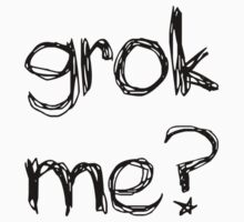 Grok Me? by Matt Simner