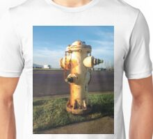 Collection: American Firehydrants: 5 Unisex T-Shirt