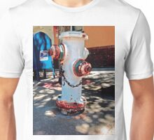 Collection: American Firehydrants: 7 Unisex T-Shirt