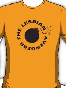 Lesbian Avengers (to benefit IYG) T-Shirt