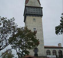 Heublein Tower - Connecticut by CapeCodGiftShop