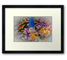 Take Me Home Framed Print