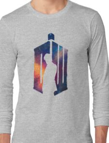 Dr Who - 11th Long Sleeve T-Shirt