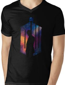Dr Who - 11th Mens V-Neck T-Shirt