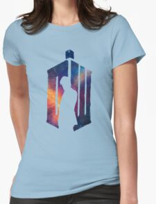 Dr Who - 11th Womens Fitted T-Shirt
