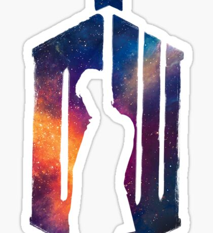 Dr Who - 11th Sticker