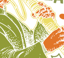 Cantina Jazz Band Sticker