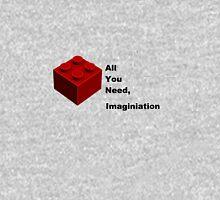 Lego, Imagination Unisex T-Shirt
