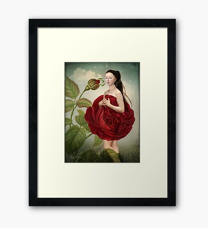 Pure Nature Framed Print