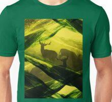 Oh Deer Complex Green Unisex T-Shirt
