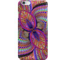 Fantasy Multicolored Ornament iPhone Case/Skin