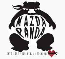 mazda bongo love !! Kids Tee