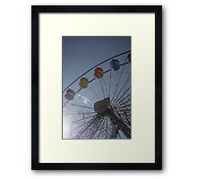 Fun in the Sun Framed Print