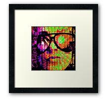 Catalea Repeat Framed Print